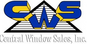 Central Window Sales Logo - Shadowed